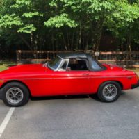 1979 MGB for sale